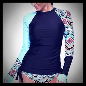 Other - RASHGUARDS!! (bottoms if wanted never worn)